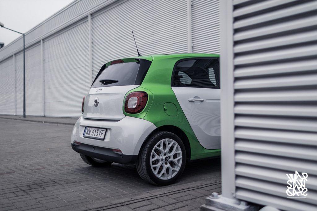 smart, forfour, smart forfour, smart eq, electric drive